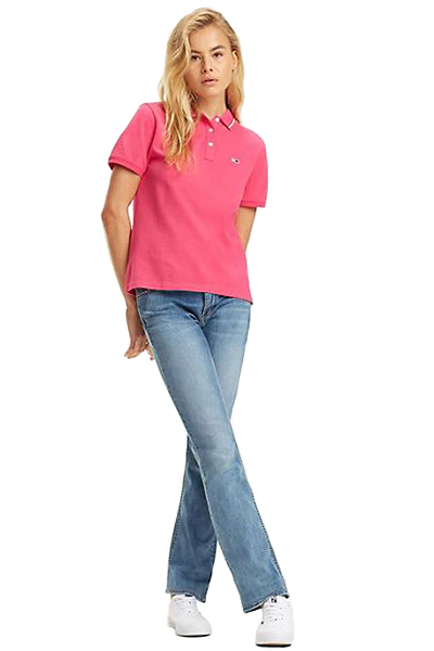 polo femme tommy jeans